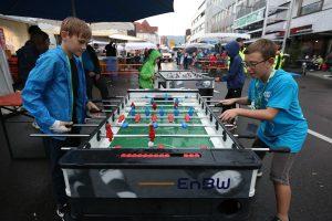 Eindrücke vom Landeskinderturnfest 2018 in Aalen | Foto: Dr. Qingwei Chen
