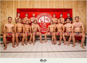 Team SV Cannstatt Saison 2016/17 (Foto BeLa Sportfoto)