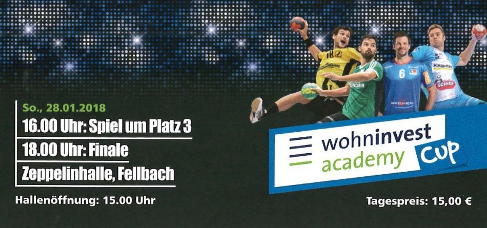 wohninvest academy Cup des SV Fellbach