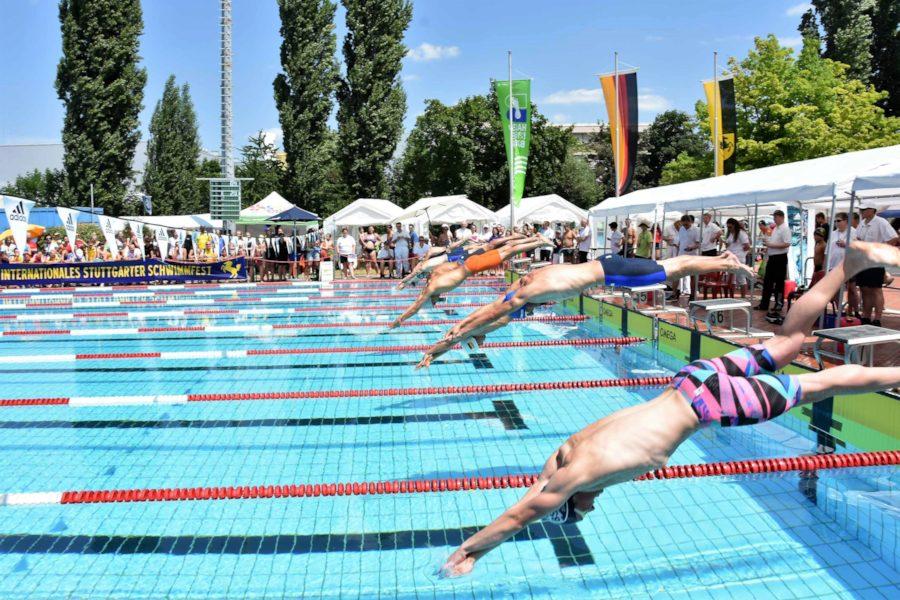 Das Int. Stuttgarter Schwimmfest (Foto: TBC)