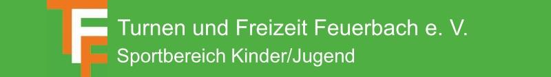 Logo: TF Feuerbach - Bereich Kinder und Jugend