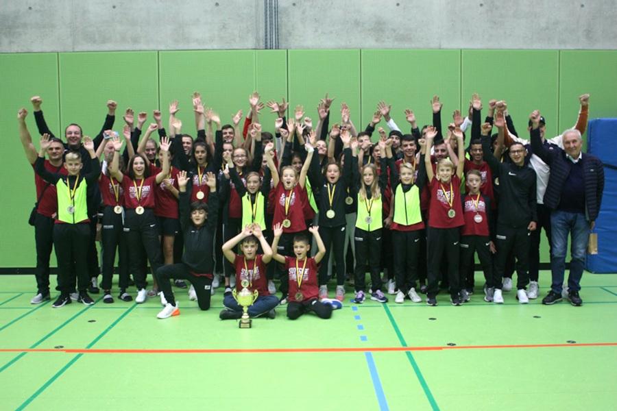 Das TKD-Team bei den BW-Meisterschaften in Biberach   Foto: TKD