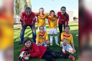 Große kämpferische Leistung der TSV E-Mädchen in Schwieberdingen (Foto: TSV)