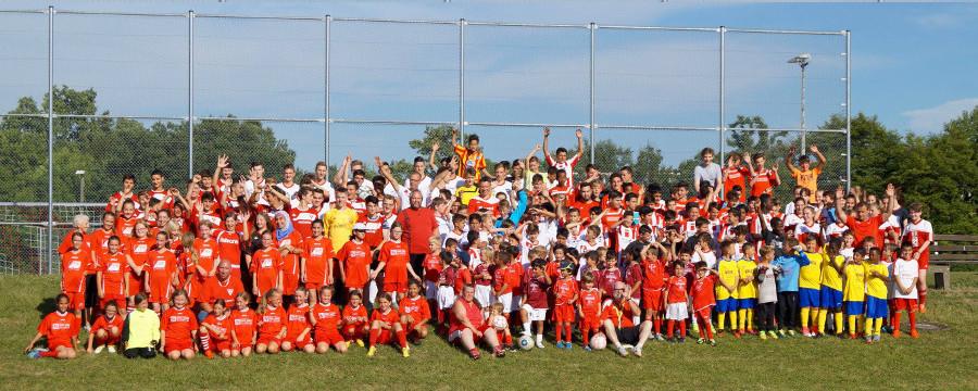 Die Fußballer des TSV Weilimdorf | Foto: TSV
