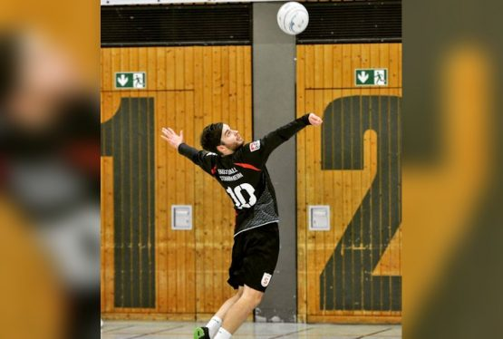 spieler formationen volleyball