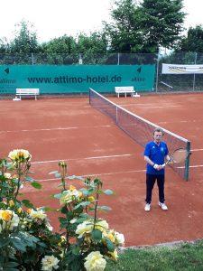 TVC Tennisplätze wieder geöffnet | Foto: TV Cannstatt